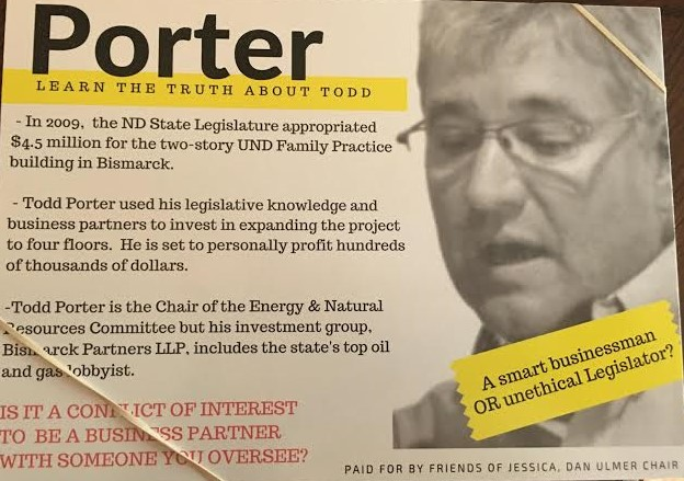 Porter postcard