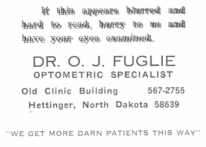 Dr. Fuglie Business Card 001