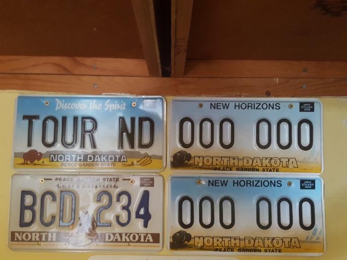 License-Display
